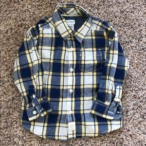 Carter's Baby Infant Casual Shirt Size 18 months